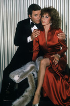 Stefanie Powers and Robert Wagner in Hart to Hart classy pose classic tv 18x24 P - $23.99