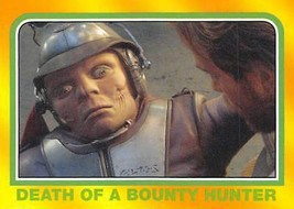 2004 Topps Heritage Star Wars #91 Death Of A Bounty Hunter > Zam Wesell - $0.99