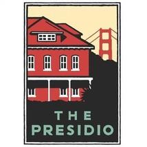 The Presidio Magnet - Official Golden Gate National Parks, San Francisco... - $8.66