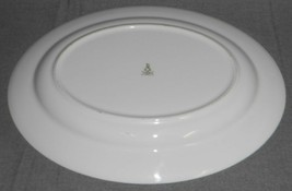 "1997 Royal Doulton TUDOR GROVE PATTERN  13 3/4"" Oval Serving Platter ENG... - $69.29"