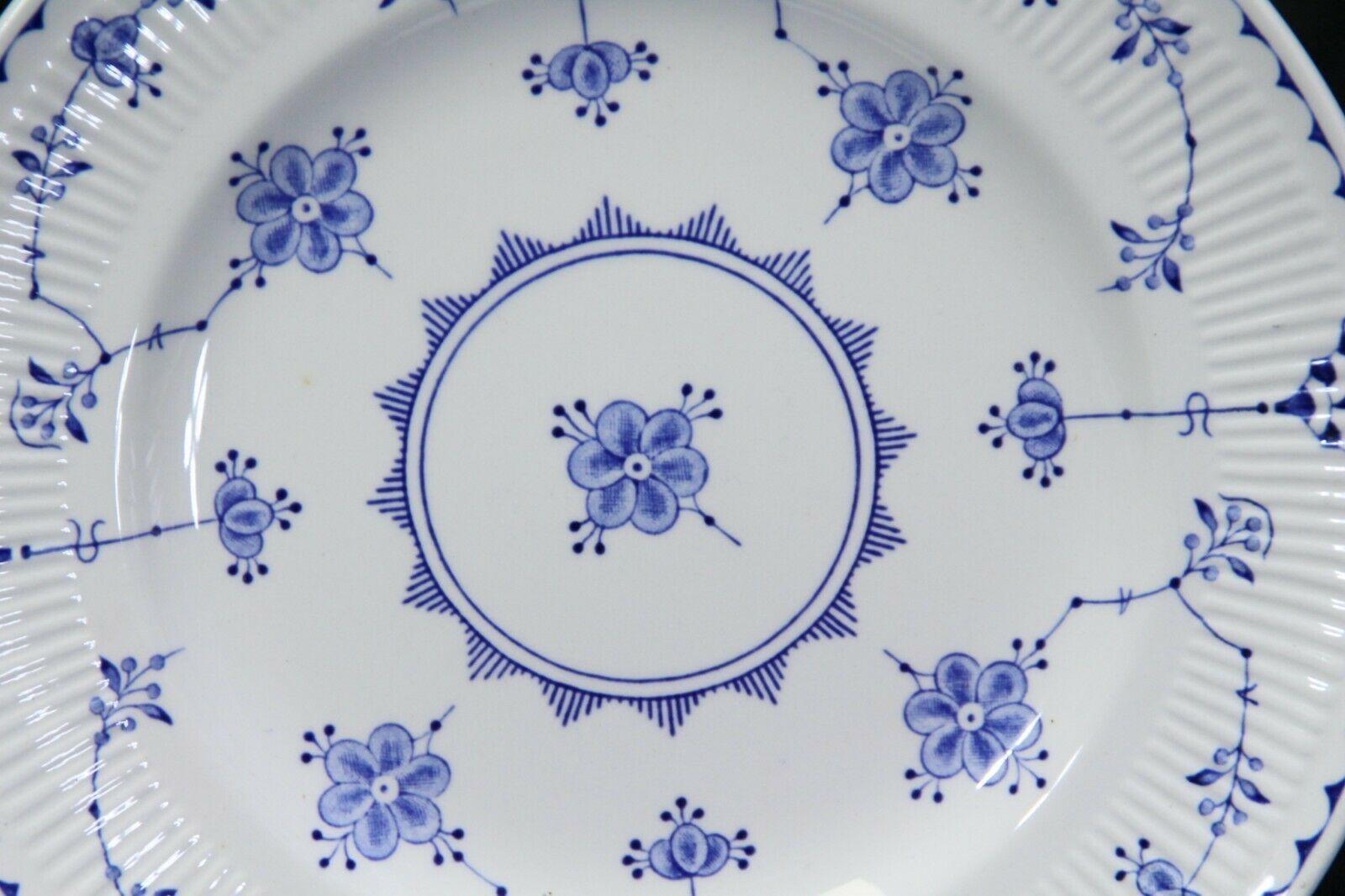 "Franciscan Denmark Salad Plates 7.875"" Lot of 5"