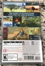 Legend of Zelda: Breath of the Wild (Nintendo Switch, 2017) BRAND NEW SEALED image 2