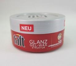 Schwarzkopf Taft GEL/ Wax Hair Styling -SHINE -75ml-FREE SHIPPING- - $10.88