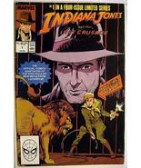 Indiana Jones & The Last Crusade #1 Marvel Comic Book, Oct.  - $2.95
