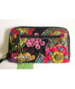 Vera Bradley Zip Around Wallet Symphony in Hue New with Tags - $42.00