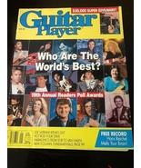 Guitar Player Magazine January 1989 - $4.95