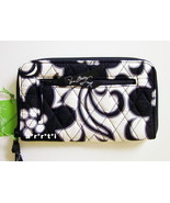 Vera Bradley Zip Around Wallet Night and Day New with Tags - $33.00