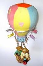 Cherished Teddies Teddy Bear Hot Air Balloon Home Is Where The Heart Is ... - $39.59
