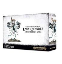 Games Workshop Nighthaunt Lady Olynder Warhammer Age of Sigmar - $40.50