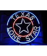 "Texas Lone Star Beer Bar Neon Sign 16"" x 16"" - $499.00"