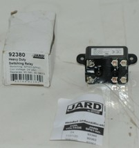 Jard 92380 Heavy Duty Switching Relay Coil Voltage 24 VAC image 1