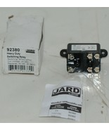 Jard 92380 Heavy Duty Switching Relay Coil Voltage 24 VAC - $11.99