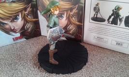 Legend Of Zelda Twilight Princess Link PVC Statue New Nintendo Dark Horse - $67.50