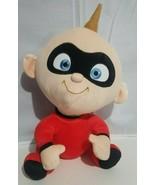 Disney Pixar Incredibles 2 Plush Baby Jack Jack Stuffed Doll Pillow Budd... - $27.15