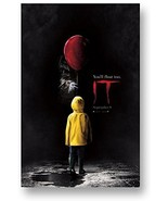 IT Movie Poster - 11 x 17 Promo 2017 Stephen King Pennywise - $8.56