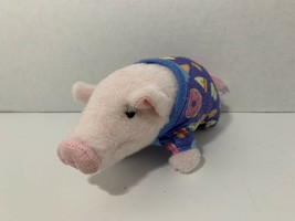 Gund Prissy & POP pig plush PJs pajamas outfit small soft stuffed animal... - $11.57