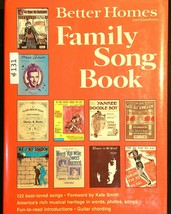 1975 Better Homes Family Song Book Hardcover Sheet Music Songbook 131a - $11.95