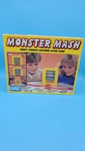Monster Mash Game Vintage 1987 Parker Brothers MISSING 1 Monster Card - $12.99
