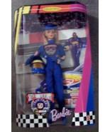BARBIE NASCAR 50TH ANNIVERSARY 1998 DOLL MATTEL #20442 - $77.39