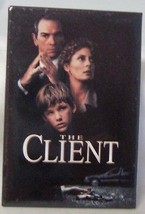 THE CLIENT TOMMY LEE JONES 1994 original movie pin - $9.74