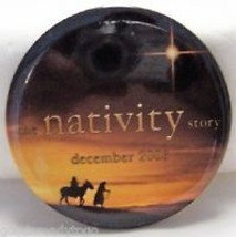 THE NATIVITY STORY DECEMBER 2006 movie pin - $9.74