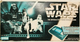 Star Wars The Interactive Video Board Game 1996 Age 8+ 3-6 Players - $14.99