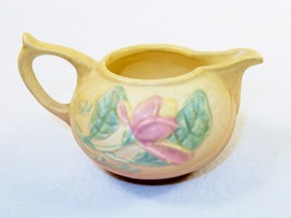Hull Pottery Cream Pitcher, Magnolia Pattern #2... - $39.15