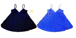 Derek Heart Polka Dot A-Line Tops Size NWT Small-Medium - $22.49