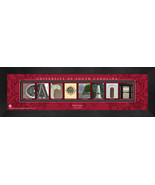 Personalized University of South Carolina Campus Letter Art Framed Print - $39.95