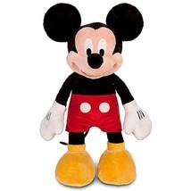 "Disney Store Mickey Mouse Giant Plush Toy Stuffed Animal 25"" - $109.95"