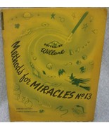 Methods for Miracles No. 13  by Victor Edward - $41.04