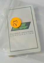 Pioneer Western Corporation Deck Playing Cards   (#23) image 4