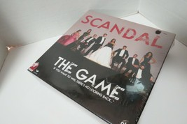 Scandal The Game ABC Cardinal Board Game If You Want to Win New Sealed - $19.75
