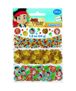 Jake and the Never Land Pirates Value Confetti Decorations Party Suplies... - $6.79