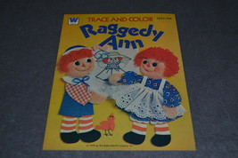 Whitman Coloring Book: Raggedy Ann 1979 [NEW & UNUSED] - $12.00