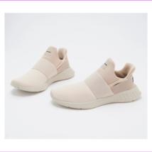 Reebok Running Women's Sneakers - Lite Slip On Stucco/Biege/Black  Size 9 M - $39.60