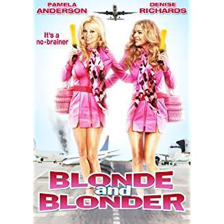 Blonde & Blonder Dvd