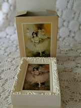 Avon Beauty In Motion Ballet Picture With Fragrance Soaps NOS Vintage  - $14.54