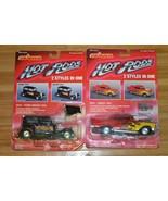 Majorette 2063 Ford Sedan 1934 & 1957 Chevy Chevrolet 2604 Hot Rods Die Cast Lot - $16,395.00