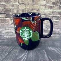 Starbucks Poinsettia 12 Oz Ceramic Cup - $15.30