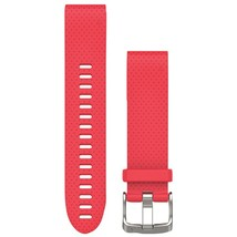 Garmin(R) 010-12491-14 fenix(R) 5S 20mm QuickFit(TM) Silicone Watch Band... - $84.15
