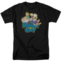Family Guy t-shirt The Griffin family american comedy TV graphic tee TCF210 image 1
