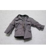 Terminator T-800 Dark Gray Jacket w/Chain MMS 136 1/6th Scale - Hot Toys - $72.57
