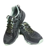 ASICS Gel VENTURE 6 Black/Carbon/Neon Green Trail Running Walking T7G7N 39 7.5 - $21.00