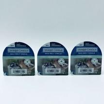 3 Yankee Candle Alpine Mint Wax Melt Single Fast Fragrance New - $10.99