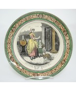 """Adams Cries of London Dinner Plate Do You Want Any Matches 9.75"""" Vintage - $14.84"""