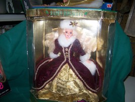 Happy Holiday Barbie 1996, Special Edition Barbie is in good shape box is not - $10.00