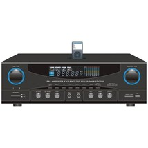 Pyle Home PT4601AIU 500-Watt Stereo Receiver with iPod Dock - $282.99