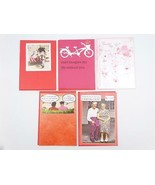 Valentine's Day Card Lot 5 Papryus RPG Beautiful Wife Husband Life Year ... - $12.99