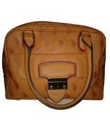 US Polo Assn. Tan Satchel Handbag Purse Dr Style Bag - $22.00